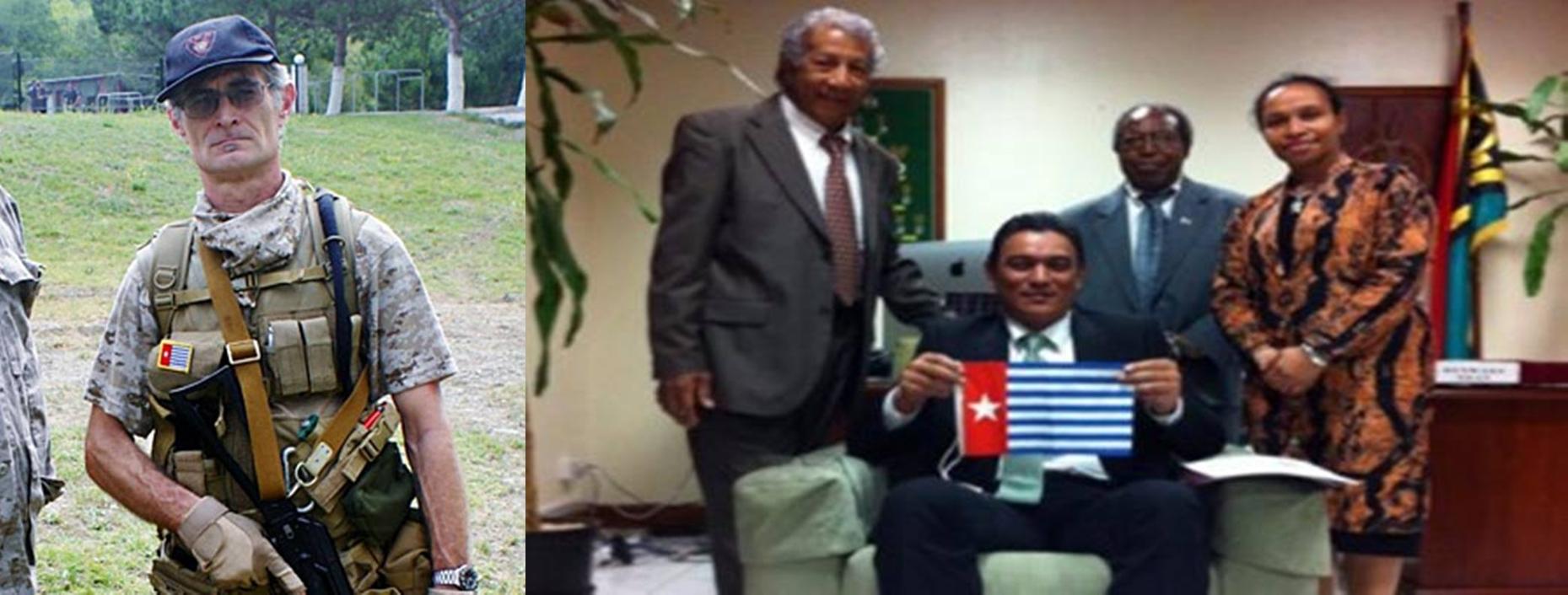 Pendukung Papua Merdeka