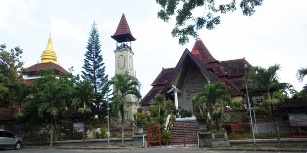 Puja Mandala Bali Peribadatan Puja Mandala