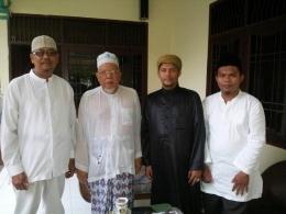 Kunjungan HTI Balikpapan ke Ponpes Syekh Muhammad Arsyad Al-Banjary