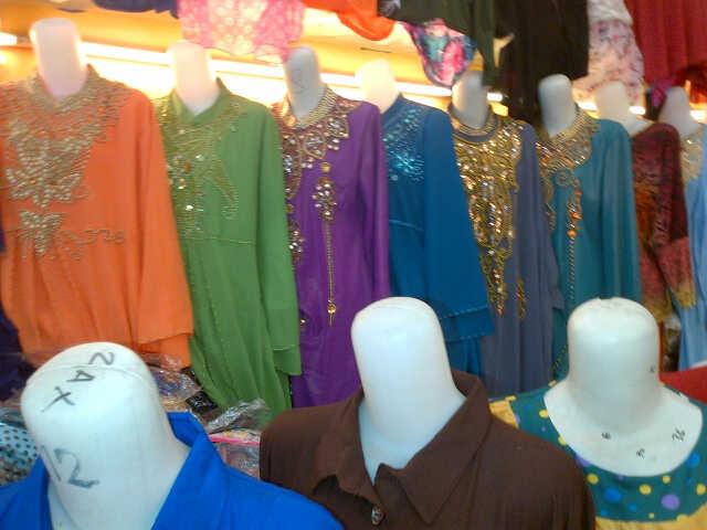 baju lebaran 2013 gamis sifon