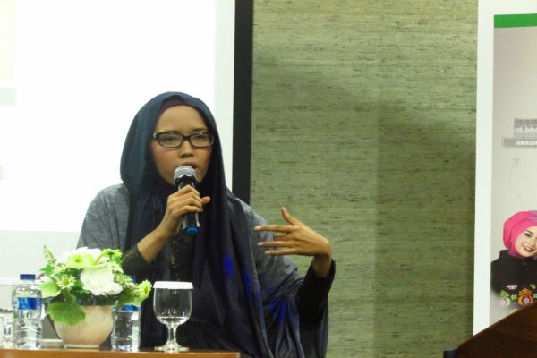 Franka Soeria (Image by www.satuharapan.com)