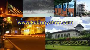 Tempat-tempat wisata di Bandung
