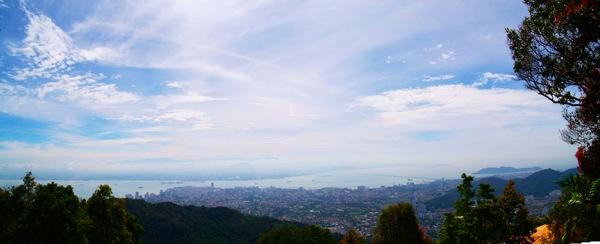 Penang Hill Panoramic