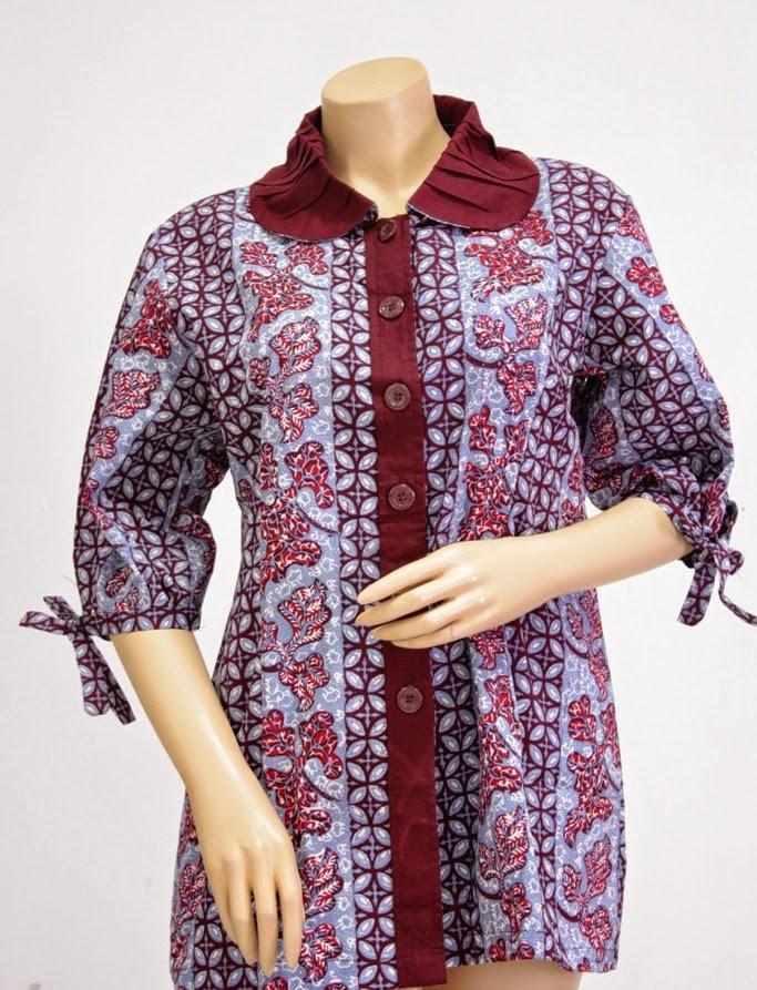 Model Baju Batik Modern Terbaru 2015 Id Id Facebook