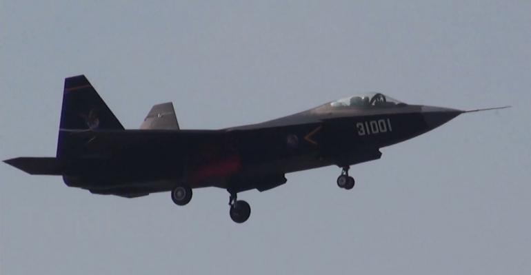 J-31 Jet Tempur Multirole Siluman TiongkokGenerasi Kelima