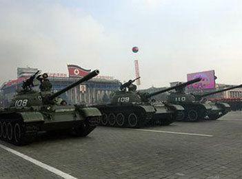 Tank T-55/T-62, kini sudah dianggap ketinggal zaman.