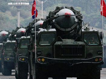 """""""Scud"""" Missile Korut """" Hwasong 5(黄松-5)"""" tipe missile balistik, jarak tembak 300-500Km, dengan hulu ledak 750-1000 Kg. Hanya konon berpresisi rendah."""