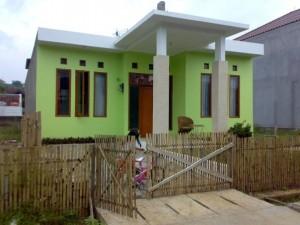 memilih warna rumah