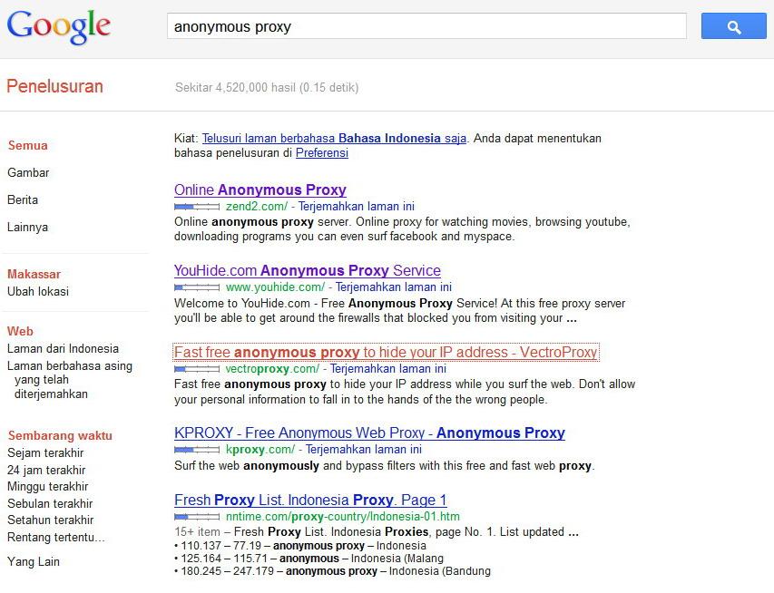 Anonymous Proxy Solusi Blog Tidak Bisa Di Buka Unusual Traffic Detected !