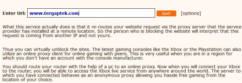 URL Anonymous Proxy Solusi Blog Tidak Bisa Di Buka Unusual Traffic Detected !