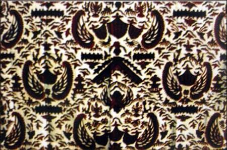 batik semen gunung