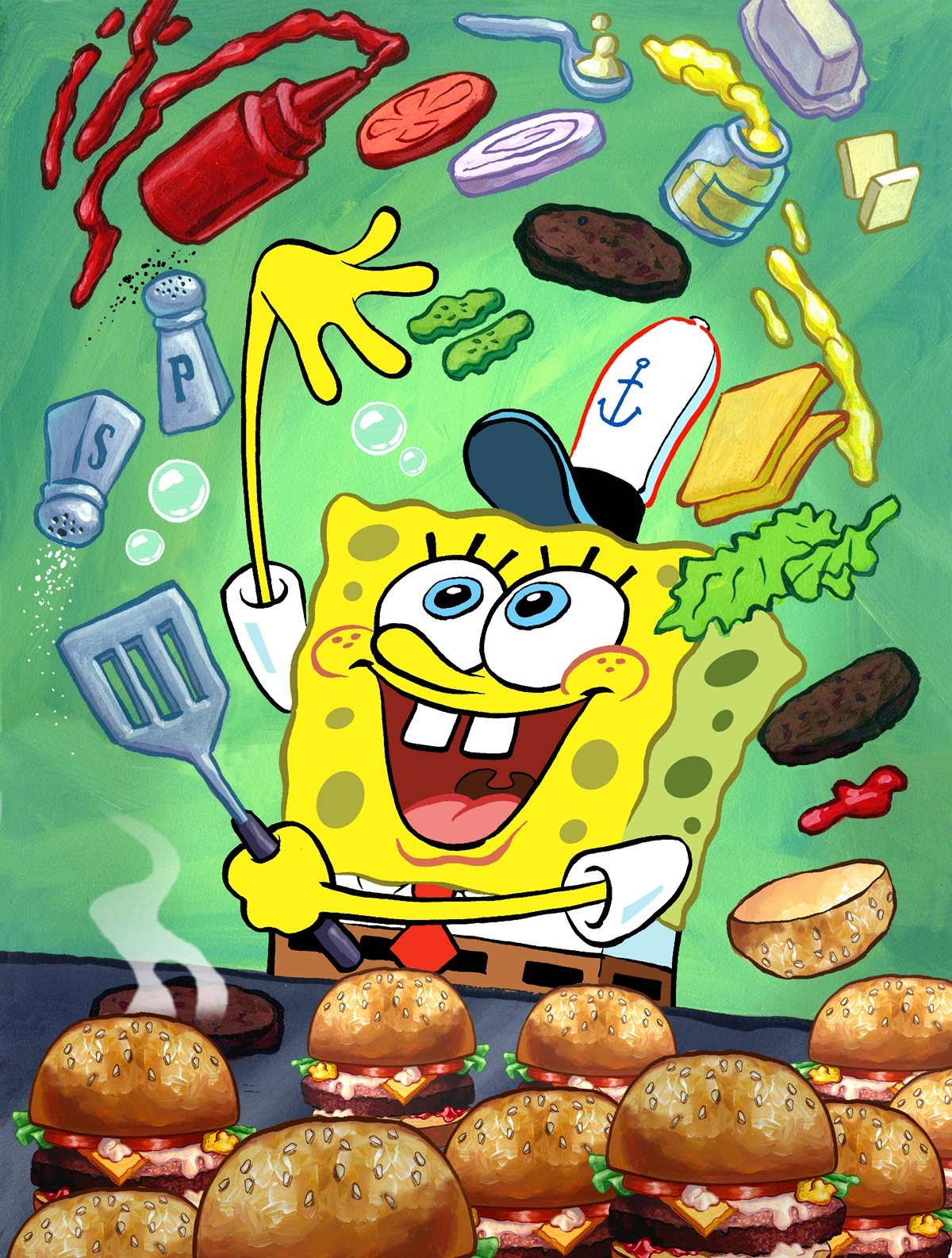 My Favorite Artis Kumpulan Gambar Spongebob Lucu Dan Keren