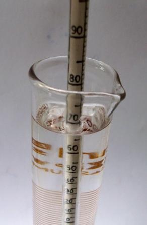 mengukur kadar bioetanol