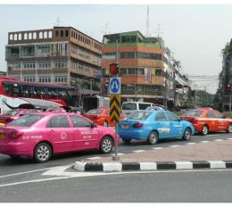 Taxi Bangkok (Courtesy of www.virtualtourist.com)
