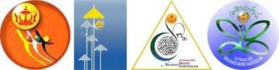 Logo Kemerdekaan Brunei Darussalam