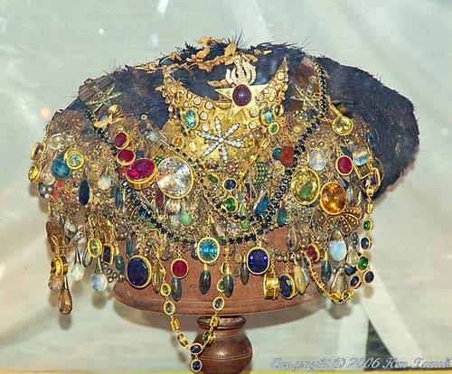 Crown Jewels Ternate Indonesia