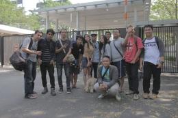 Foto bareng anggota DSLR Cinematography Indonesia