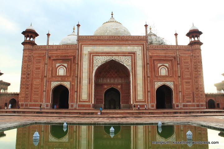 Masjid Taj Mahal