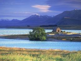 Lake Tekapo - portwallpaper.com
