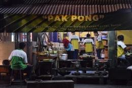 Sate Klathak Pak Pong (dokumentasi pribadi)