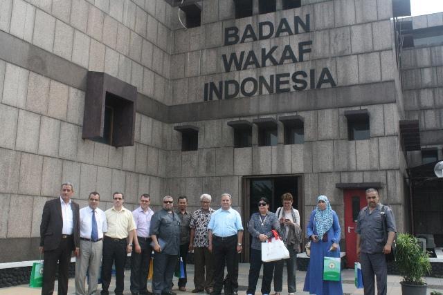 Kantor BWI di kawasan TMII, Jakarta Timur