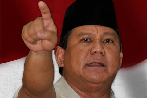 Tangguh Dulu Ucap Tahniah Kepada Jokowi Kata Prabowo