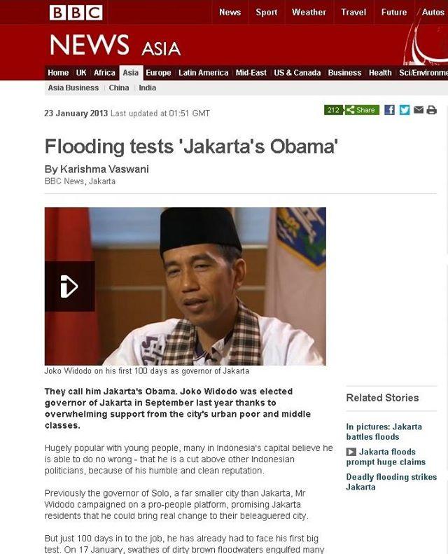 Highlighted New York Times, Blokukan Jokowi Dunia