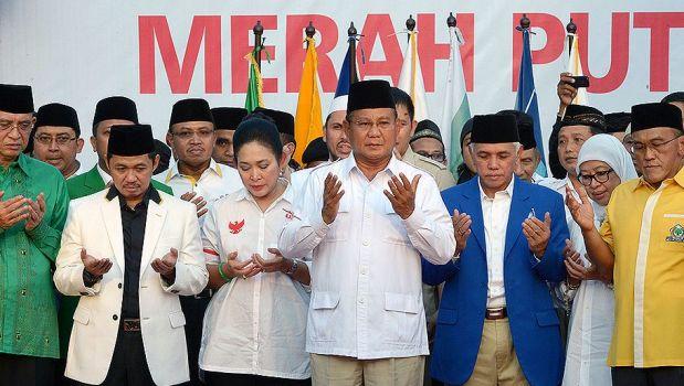 Sisa Gerindra dan PKS, KMP Tak Berkutik