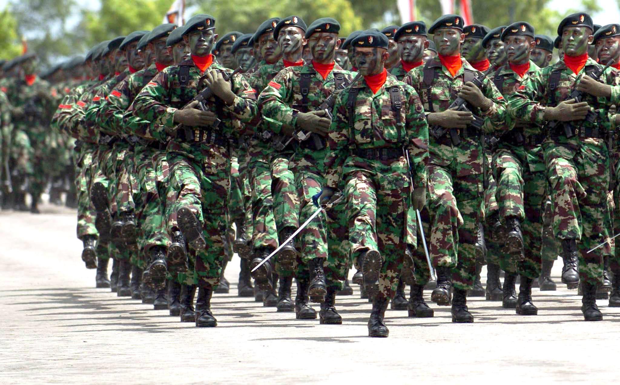 GFP, Kekuatan Militer Indonesia Terkuat di Asia Tenggara, Bahkan No 15