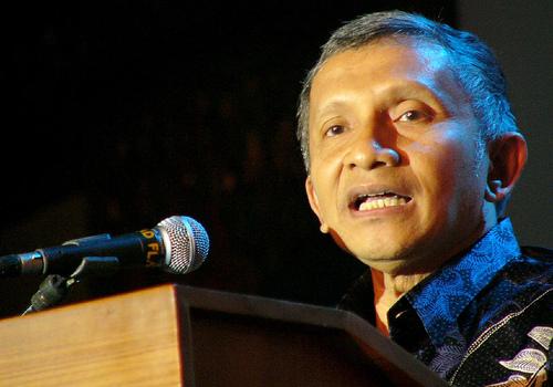 Amien Rais Sindir Media yang Kerap Kritik Prabowo Selama Pilpres