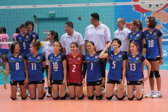 Voli Putri Timnas Indonesia Vs Thailand Sea Games Malaysia  Download Lengkap