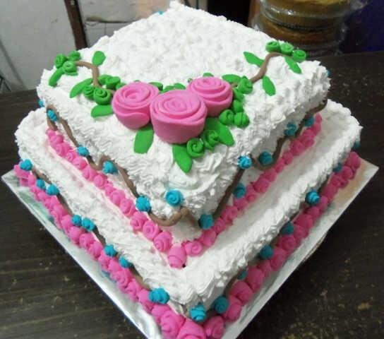 Seni Menghias Kue Tart Butuh Passion Penasaran Dan