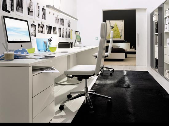 design a home office. [caption Caption\u003d\ Design A Home Office