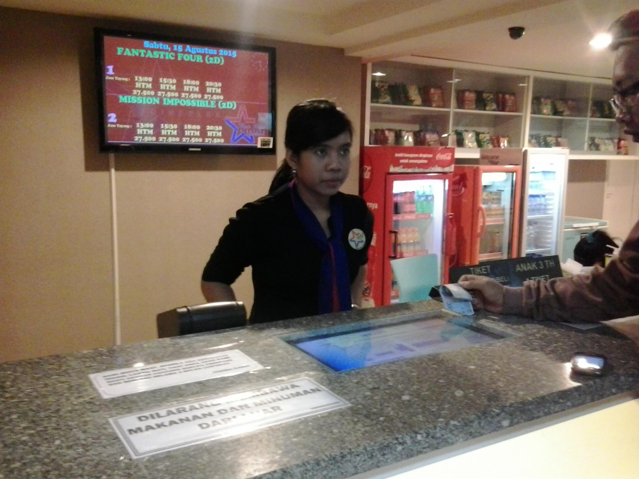 Pasuruan Cineplex Harga Tiketnya Bikin Orang Emosi Oleh Darwin Arya