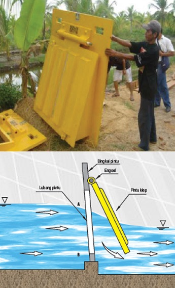Melihat Bendung Slinga, Solusi Pengelolaan Sumber Daya Air ...
