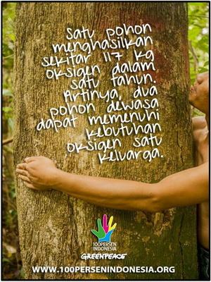 Ilustrasi : Greenpeace Indonesia