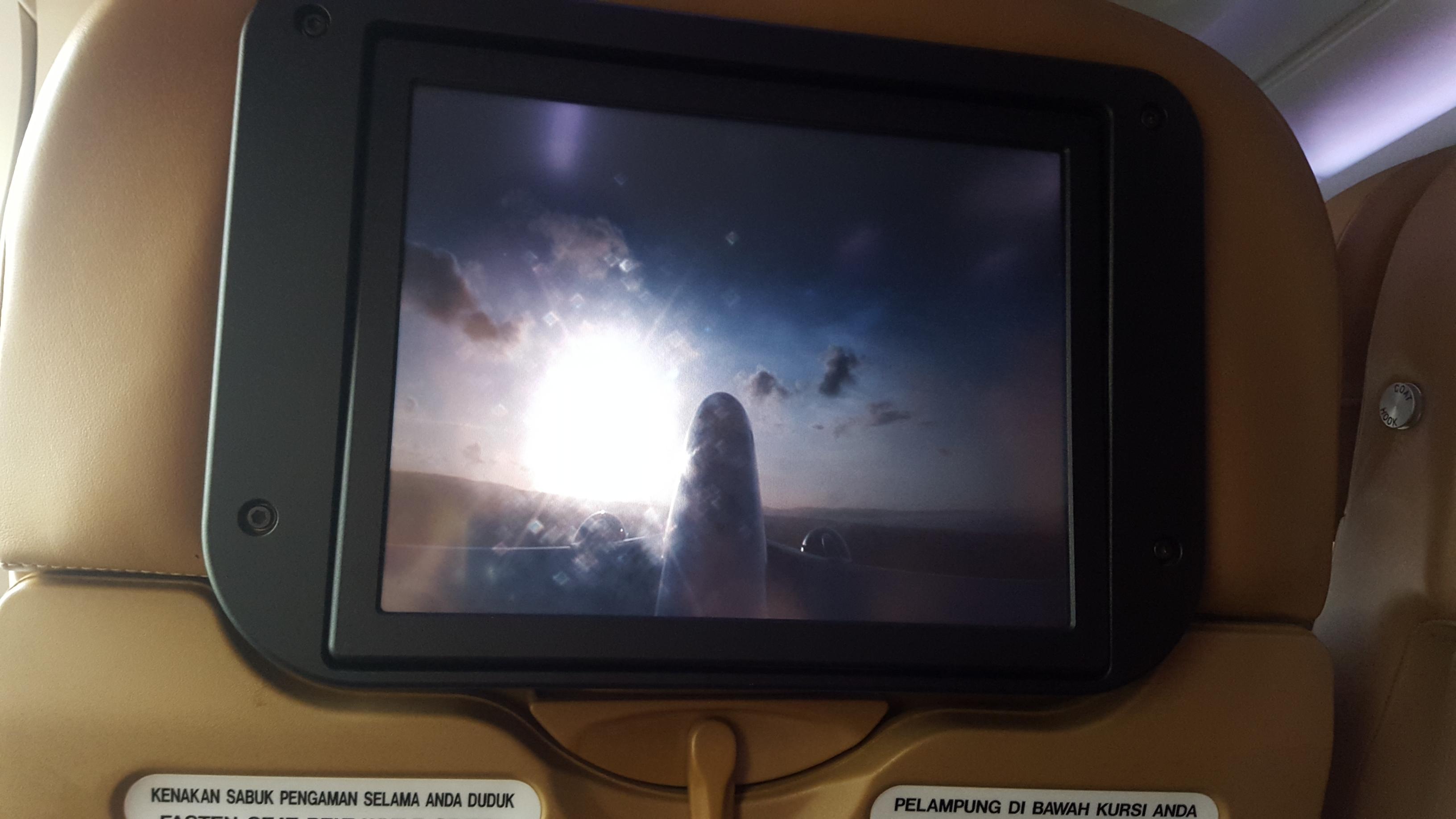 Yang Pertama dan Wah di Kabin Pesawat Kepresidenan RI (# ...