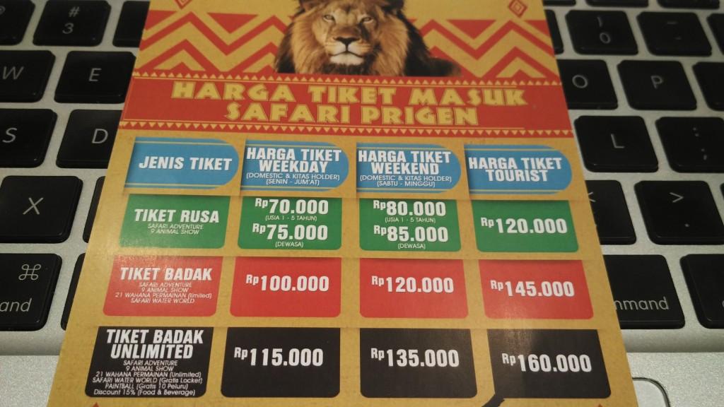 Traveling Keren Safari Prigen Oleh Didik Purwanto Halaman All