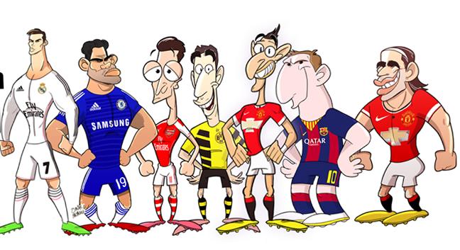 Membanding Antara Liga Inggris Epl Liga Spanyol La Liga Bbva Halaman All Kompasiana Com