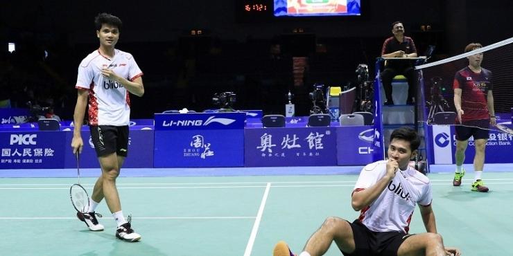 Angga/Ricky (Foto Badmintonindonesia)