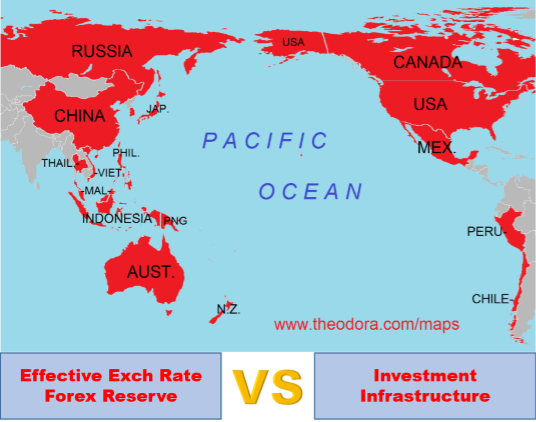 Asia Pacific Investment and Infrastructure - http://www.theodora.com/wfbcurrent/apec_asia_pacific_economic_cooperation_member_countries.html
