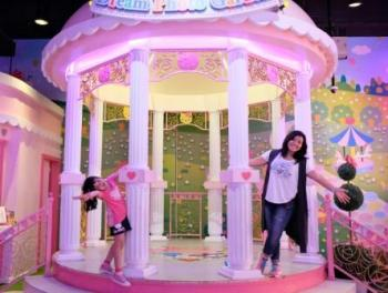 Tak Cukup Sehari Bermain di Puteri Harbour Theme Park Johor
