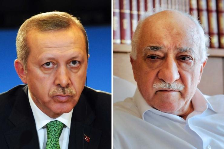 Recep Tayyip Erdogan menyatakan bahwa Fethullah Gulen adalah dalang di balik upaya kudeta. Photo: AFP