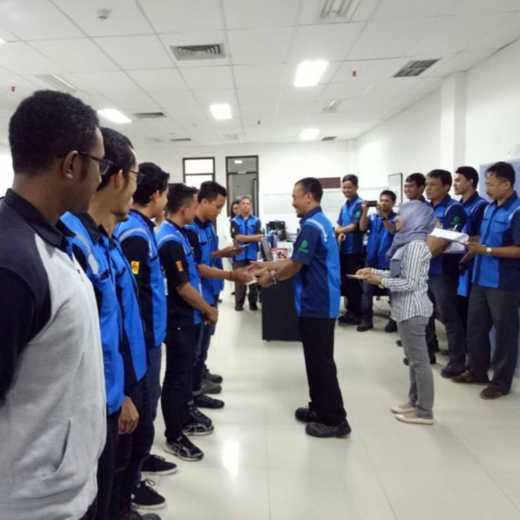 Selasa, 14 Juni 2016 rapat CoC di kantor Sektor Pembangkitan Balikpapan sekitar puku 09.00 WITA, (iya WITA bukan WIB)