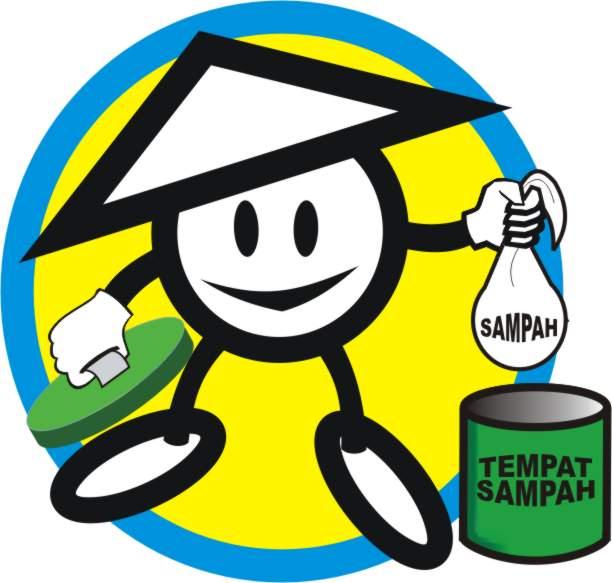 Petani Menjaga Kebersihan (foto :azkainah,blogspot.com)