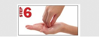 6 Langkah Cuci Tangan Yang Benar Kompasiana Com