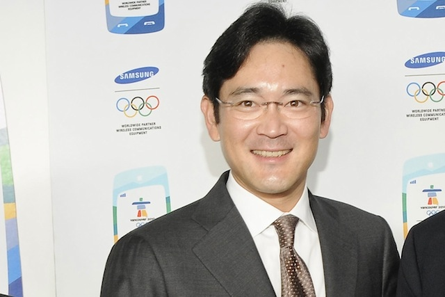 Lee Jae Yong pemilik perusahaan Samsung. Source: Business Korea