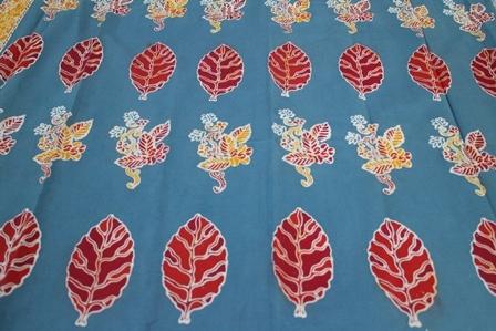 Batik Jember Motif Tembakau Mulai Dilirik Pasar Oleh Ita Dk