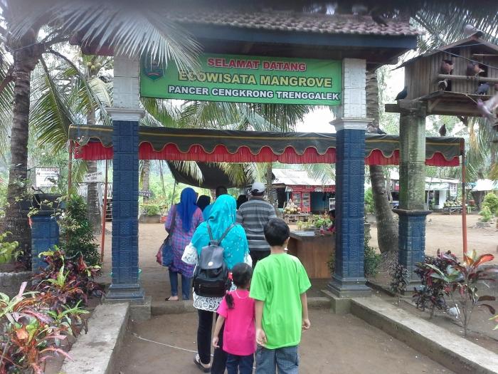 Sensasi Pasir Putih Dan Ecowisata Mangrove Di Trenggalek Oleh Mas