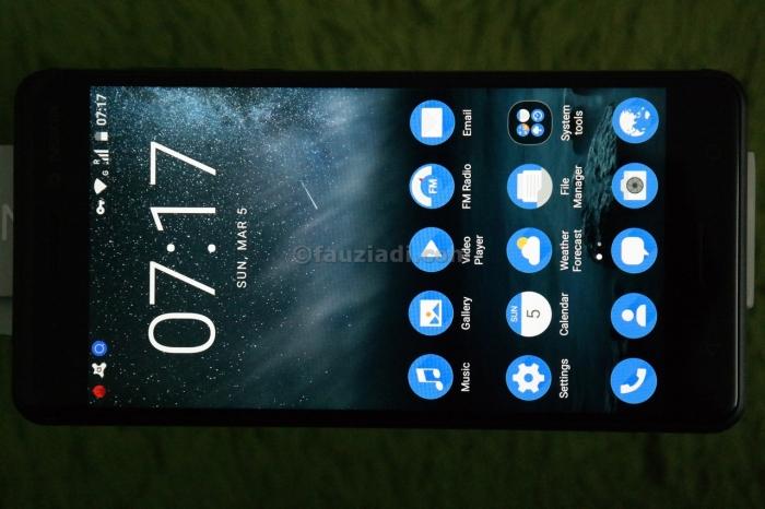 Nokia 6. Dokumentasi pribadi